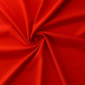 cotton-gabardine-red