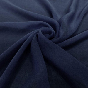 georgette-blue